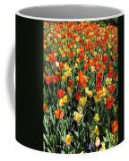 Tulips - Field With Love 50 Coffee Mug