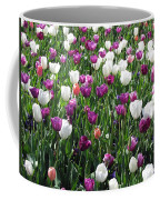 Tulips - Field With Love 60 Coffee Mug