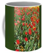 Tulips - Field With Love 62 Coffee Mug