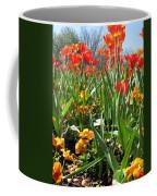 Tulips - Field With Love 64 Coffee Mug