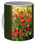 Tulips - Field With Love 68 Coffee Mug