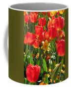 Tulips - Field With Love 71 Coffee Mug