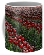 Tulips Fields Are Forever Coffee Mug