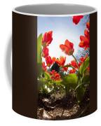 Tulips In Spring Coffee Mug