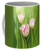 Tulips In The Fog Coffee Mug