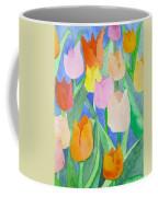 Tulips Multicolor Coffee Mug