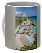 Tulum - Mayan Temple Coffee Mug