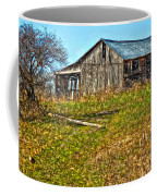 Tumbledown Coffee Mug by Steve Harrington