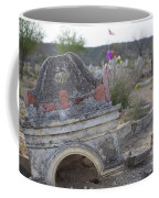 Tumbling Tombstone Coffee Mug