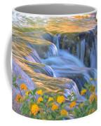 Tumbling Waters Coffee Mug