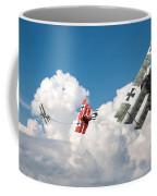 Tumult In The Clouds Coffee Mug