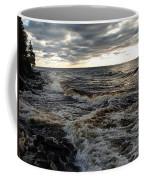 Tumultious Waters Coffee Mug