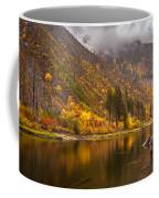 Tumwater Canyon Fall Serenity Coffee Mug