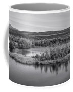 Tundra Pond Reflections Coffee Mug