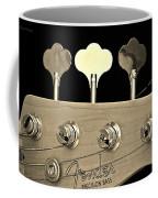 Fender Precision Bass Coffee Mug