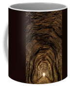 Tunnel 3 On Elroy To Sparta Bike Trail Wisconsin Coffee Mug