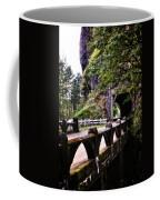 Tunnel In The Mountain Coffee Mug