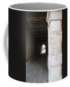 Tunnel In Venice Coffee Mug