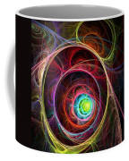 Tunnel Of Lights Coffee Mug