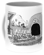 Tunnel Of Safety Coffee Mug