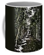 Tunnel Of Trees ... Coffee Mug