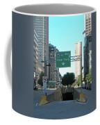 Tunnel To New York 2929 Coffee Mug