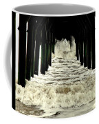 Tunnel Vision Coffee Mug by Karen Wiles