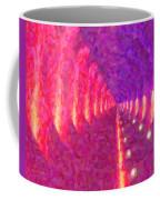Tunnel Vision Coffee Mug by Kenny Francis