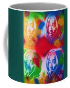 Tupac V Warhol Coffee Mug