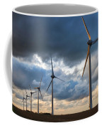 Turbines Coffee Mug
