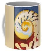 Turbo Sarmaticus Coffee Mug by Katherine Miller