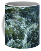 Turbulance At Loch Ness Coffee Mug