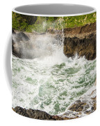 Turbulent Devils Churn - Oregon Coast Coffee Mug