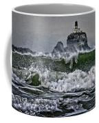 Turbulent Waters Coffee Mug