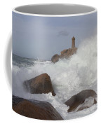Turbulent Waters Coffee Mug
