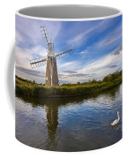Turf Fen Drainage Mill Coffee Mug