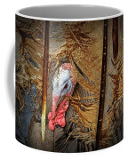 Turkey And Feathers Coffee Mug
