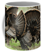 Turkey Butt Strut Coffee Mug