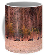 8964 - Turkey - Eastern Wild Turkey Coffee Mug