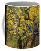Turkey Eyes Coffee Mug