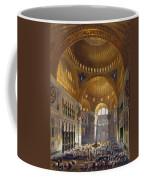 Turkey: Hagia Sopia, 1852 Coffee Mug by Granger