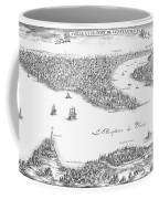 Turkey: Istanbul, 1680 Coffee Mug