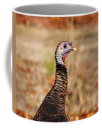 Turkey Profile Coffee Mug