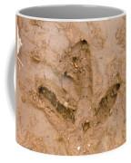 Turkey Track Coffee Mug