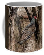 Turkey Vulture Portrait Coffee Mug