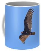Turkey Vulture Soaring Overhead Drb153 Coffee Mug