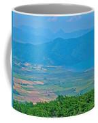 Turkish Farms Along The Aegean Sea Coffee Mug