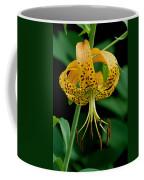 Turk's Cap Lilly Coffee Mug