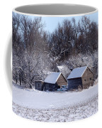 Turn The Page Winter Edition Coffee Mug