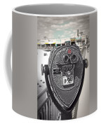 Turn To Clear The Boardwalk Coffee Mug